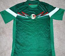MEXICO MEN'S SOCCER FUTBOL JERSEY FIFA WORLD CUP S, M, LG, XL TRIKOT NEW READ AD