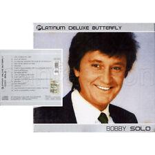 "BOBBY SOLO ""PLATINUM DELUXE BUTTERFLY"" RARO CD - SIGILLATO"