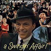 Frank Sinatra - A Swingin' Affair! CD Swinging Affair ! Swingin ' + Bonus Track
