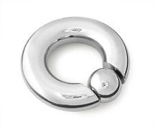 316L Surgical Steel Captive Bead Ring CBR 00g 00 gauge