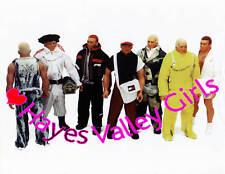 Billy Gay Doll Fashion Lifebeat Designer NYC Exhibit Print Copy of Original 1998
