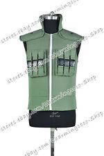 Kurenai Yuuhi Team 8 Jounin Vest Cosplay Costume Adult Uniform Halloween Outfit