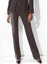 Pantalones rectos envío casa. taupe. corto talla nuevo!!! KP 69,90 €% sale%