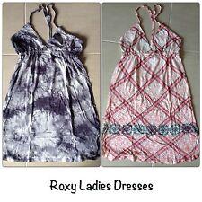 Roxy Ladies Summer Dress Sizes Medium-Extra Large