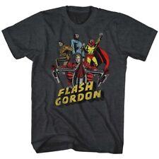 American Classics  Flash Gordon  Greatest Adventure  T Shirt