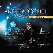 Andrea Bocelli - Vivere: Live in Tuscany (CD & DVD, 2 Discs, Digipak, Decca)