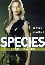 Species / Species II (1995/1998, DVD) Double Feature