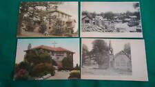 2 1905 DeLevan + 2 Monroe 1930 NY New York Post Cards