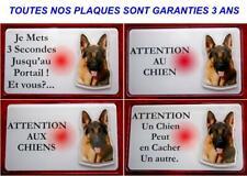 Cuidado Con Perro Gate House Placa signo Galpón Oficina