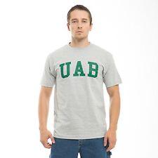 University of Alabama at Birmingham Blazer NCAA College Cotton Game Shirt S-2XL