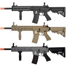 Lancer Tactical Gen2 M4 RIS EVO AEG Airsoft Rifle w/ Battery & Charger LT-12