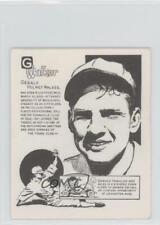 1976 #GEWA Gerald Holmes Walker Detroit Tigers Rookie Baseball Card