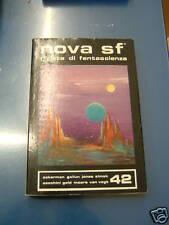 DESERTO COSMICO, NOVA SF 42 FANTASCIENZA ED LIBRA 1980