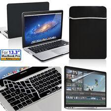 "Premium Sleeve Bag LCD Screen Protector For 11.6 Macbook Air A1465 12"" Retina"
