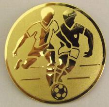 Emblem Fußballembleme Pokalembleme Fussball Sport 50mm Pokale Pokal Embleme