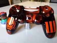 Coque Manette PS4 Custom à l'aérographe !!! Dualshock 4 Sixaxis !!! COD 3