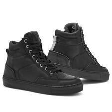 REV'IT! EMERAUDE Ladies femmes moto cuir sneaker City - Noir