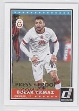 2015 Panini Donruss Press Proof Gold #39 Burak Yilmaz Galatasaray S.K. Card