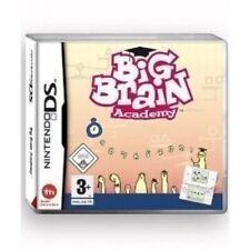 Nintendo DS Spiel - Big Brain Academy (mit OVP)