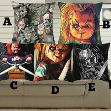 Chucky Good Guy  Doll Horror Movie Design Cushion Pillow Case Cover - NEW