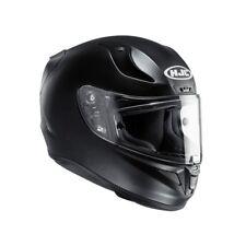 HJC rpha 11 grafica nero opaco matt casco integrale visiera trasp + fume pinlok