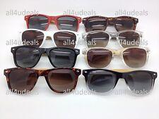 Silvano Bamboo Wood Sunglasses Unisex Mens Ladies Eyewear Carpentier Fade Lens