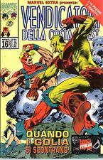 Marvel Extra N°16 -Vendicatori costa ovest