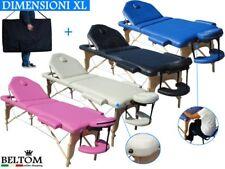 Nouveau Modèle Table de massage 3 zones Portables lit esthetique reiki + SAC