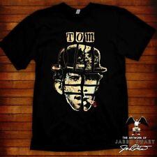 Tom Waits T-shirt design artwork by Jared Swart
