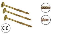 Holzbauschrauben Tellerkopfschrauben Konstruktionsschrauben 6 mm, 8 mm