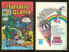 I FANTASTICI QUATTRO N° 166 - CORNO 16/8/1977