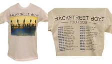 NEW Backstreet Boys 2013 Tour Unisex Adult Mens Sizes S-M Concert Shirt