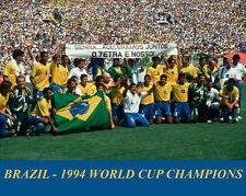 Brazil - 1994 World Cup Champions, 8x10 Photo