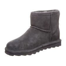 Bearpaw Alyssa Ladies Winter Boot Sheepskin Boots Boots 2130W Charcoal