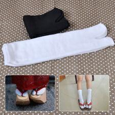 5Pairs Men Women Ninja Socks Japanese Kimono Slipper Split 2 Toe Tabi