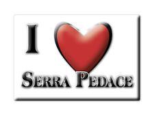 CALAMITA CALABRIA FRIDGE MAGNET MAGNETE SOUVENIR LOVE SERRA PEDACE (CS)