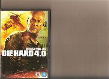 DIE HARD 4.0 DVD BRUCE WILLIS