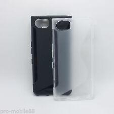 BlackBerry DTEK70 - S-line Silicone Soft Phone Case [Pro-Mobile]