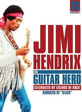 Jimi Hendrix-The Guitar Hero: Classic Artists by Jimi Hendrix, Eric Clapton DVD