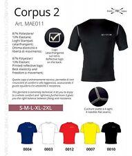 Jersey Technique de Manche Courte SOUS-VÊTEMENTS GIVOVA Modèle CORPUS 2,T-shirt