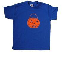 Jack o Lantern Halloween Kids T-Shirt