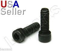 Metric M5 x.80 M6 x1.0 Black Oxide Allen Hex Head Socket Cap Screws Bolts DIN912