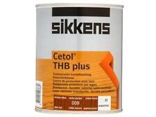 Sikkens Cetol THB plus lasure peinture-toutes tailles-Toutes Les Couleurs