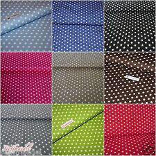 Beschichtete Baumwolle Sterne 90% Baumwolle 10% PVC abwaschbar Tischdecke