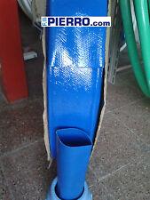 "Tubo Lay Flat dn 40 50 1""1/2 2 manichetta BOBINA 100 mt layflat blu irrigazione"