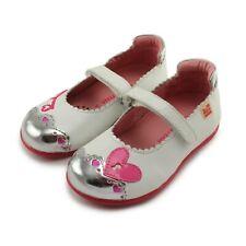 Agatha Ruiz De La Prada Girls Mary Jane Leather Shoes with Arch, and Orthopedic
