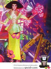 PUBLICITE advertising   2011   SPECIAL T  le thé  au japon infusion