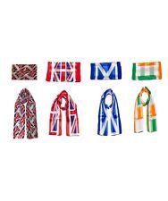 Great Britain UK Patriotic Flag Scarf Union Jack,Irish,Scottish,Flag Print Scarf
