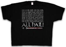 4xl & 5xl All Hail! T-shirt Odin THOR LOKI VICHINGHI VIKINGS Shirt XXXXL XXXXXL