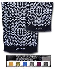 Par toallas. 1 viso + 1 invitado en 100 % Algodón EMANUEL UNGARO, NEW YORK